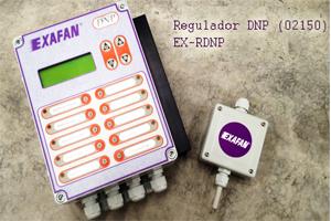 Regulador DNP (02150) EX-RDNP   Torrelavega